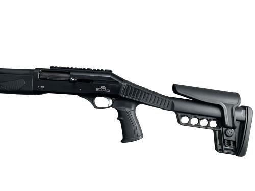 Dickinson T1000 12G Tactical 6 Shot Adj Stock