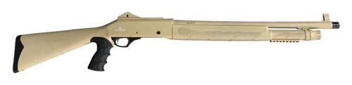 Dickinson T1000 12G Tactical 6 Shot Tan