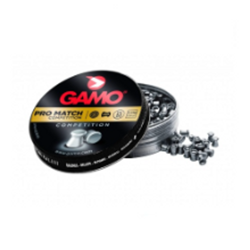 Gamo Pro-Match 177 (flat) Premium Pellets 500 Tin