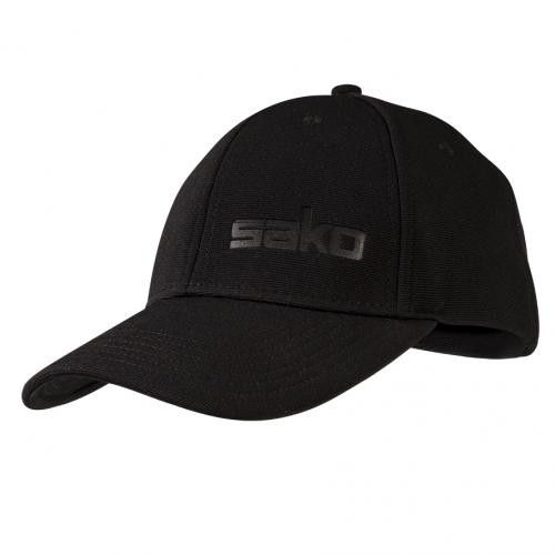 Sako Cap Black