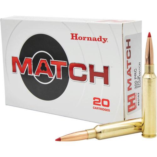 Hornady Ammo 300PRC 225gr ELD Match