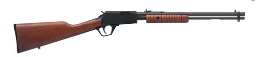 """Rossi Gallery Pump Action 22LR 18"""" Wood"""