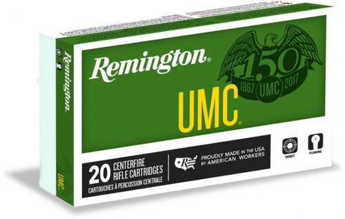 Remington UMC 223REM 55gr FMJ