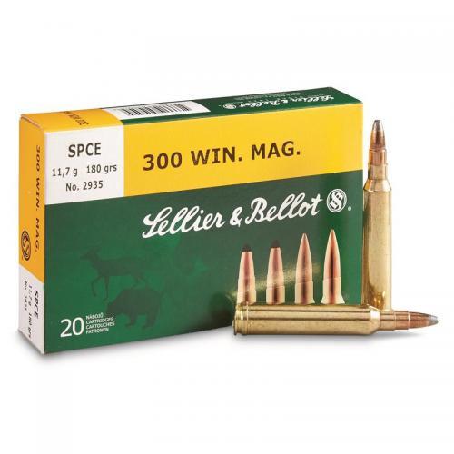 Sellier & Bellot 300WM 180grSPCE 40pk