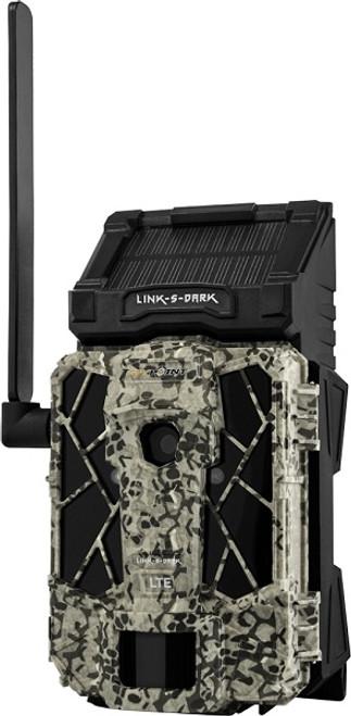 Spypoint Link-S-Dark Solar Cellular Trail Camera