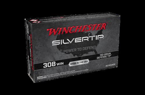 Winchester Silvertip Defense Tip 308WIN 150gr