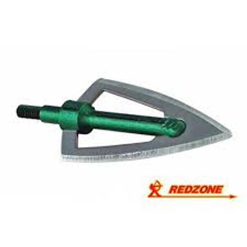 2-Blade Redzone Broadheads