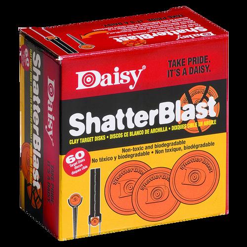Daisy Clay Targets 60pk
