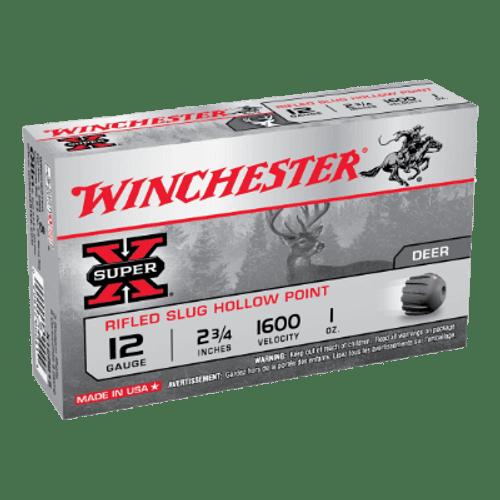 Winchester SuperX 12g Rifled Slug 2 3/4