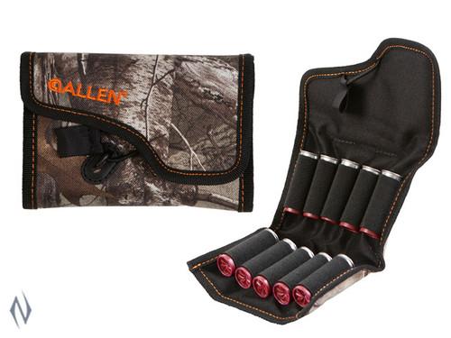Allen Endura Shotgun Ammo Pouch Camo 10 Round