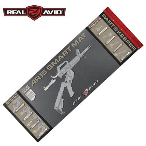 AR15 Smart Mat Cleaning Mat