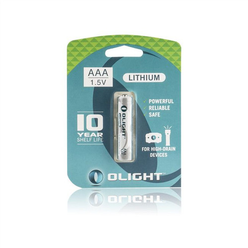Lithium AAA 1.5v Battery