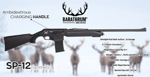 Barathrum SP-12 30 Synthetic Mag Fed