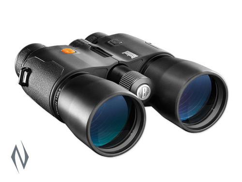 Bushnell Fusion 1 Mile ARC 12x50 Rangefinder Binocular Black