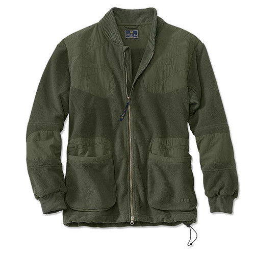 Beretta V2 Fleece Green Jacket