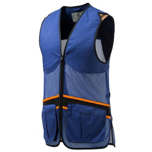 Beretta Vest Full Mesh Blue