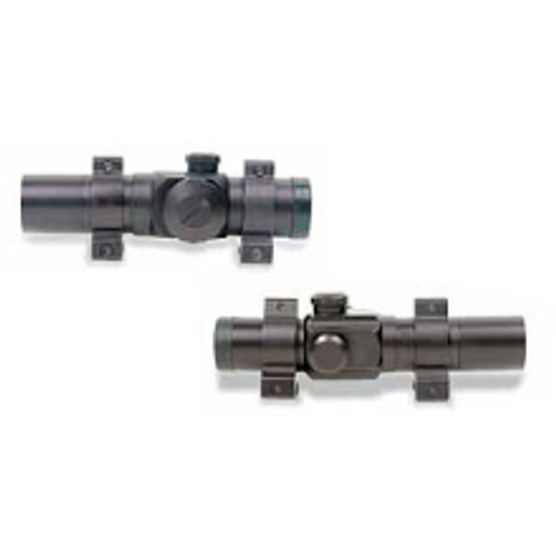 Nikko Stirling 25mm Red Dot with 5/8 mounts (Weaver)