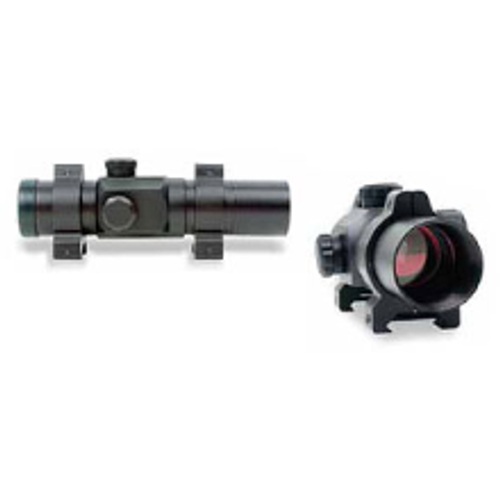 Nikko Stirling 1x30 30mm Red Dot 5/8 Integrated Mounts (Weaver)