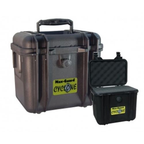 Max-Gaurd Cyclone Series Top Load Pistol Hard Case
