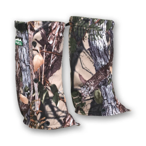 Ridgeline Gaitors Fleece Buffalo Camo