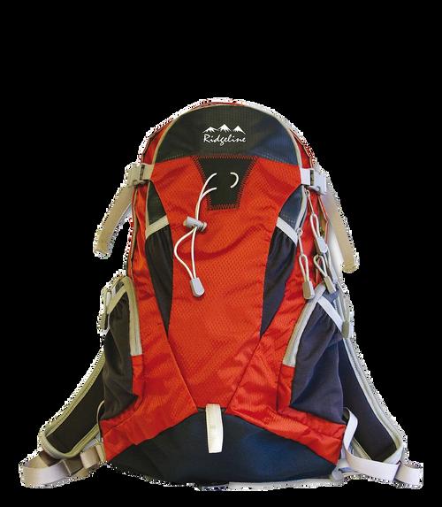 Ridgeline Backpack Alpinist Framed Rust