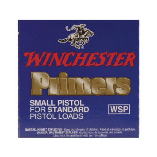 Winchester Small Pistol Primers