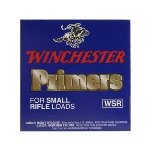 Winchester Small Rifle Primers