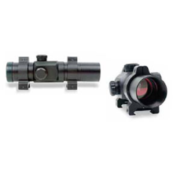 Nikko Stirling 30mm Red Dot inc 3/8 Integrated Mounted
