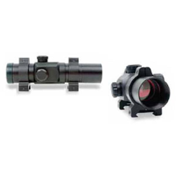 Nikko Stirling 1x30 30mm Red Dot 5/8 Integrated Mounts Weaver Base