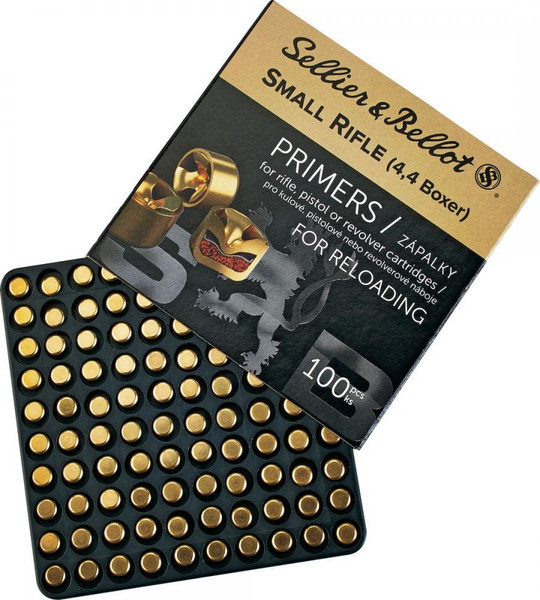 Sellier & Bellot Small Rifle Primers