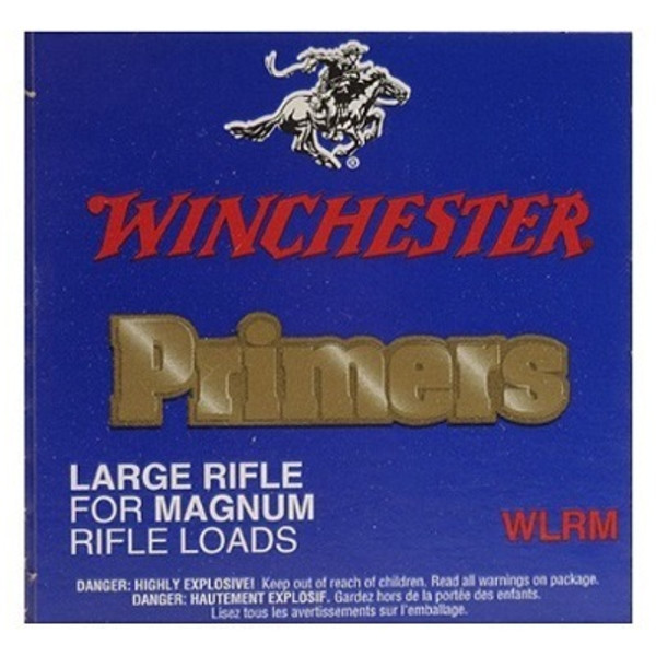 Winchester Large Magnum Rifle Primers
