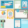 Journal Collection Puerto Rico 12 x 12 Double-Sided Scrapbook Paper by Scrapbook Customs