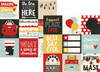 Say Cheese 3 Collection 4 x 4 Elements 12 x 12 Double-Sided Scrapbook Paper by Simple Stories