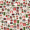 Christmas Delivery Collection Pretty Presents 12 x 12 Double-Sided Scrapbook Paper by Carta Bella