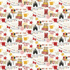 A Day At The Park Collection Magic Memories 12 x 12 Double-Sided Scrapbook Paper by PhotoPlay Paper