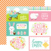 Easter Wishes Collection 4 X 6 Journaling Cards 12 x 12 Double-Sided Scrapbook Paper by Echo Park Paper