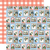 Plant Lady Collection Window Blooms 12 x 12 Double-Sided Scrapbook Paper by Echo Park Paper