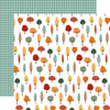 Happy Fall Collection Fall Forest 12 x 12 Double-Sided Scrapbook Paper by Echo Park Paper