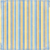 Tropical Collection Stripe 12 x 12 Scrapbook Paper by Scrapbook Customs