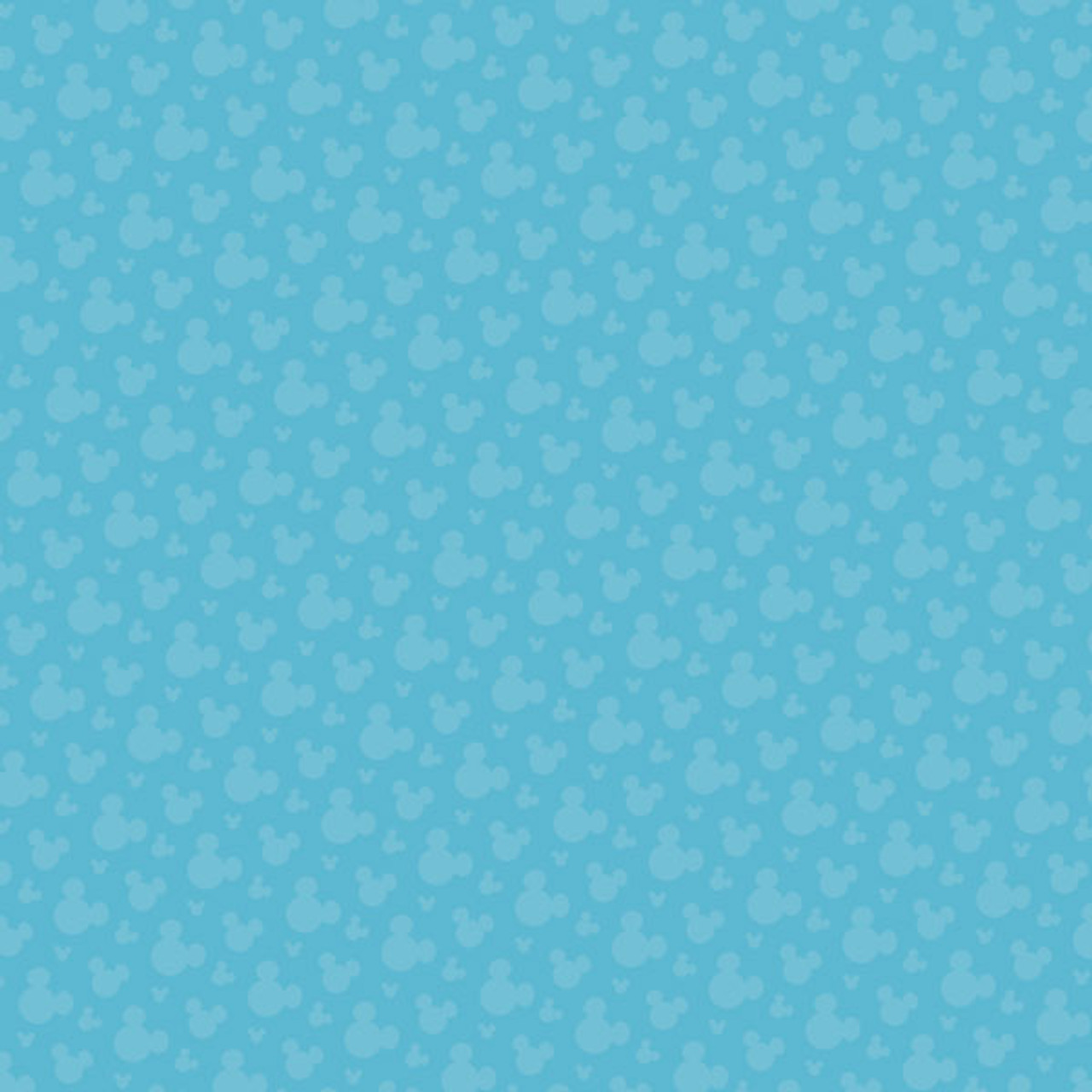 Magical Day of Fun Collection Main Street Magic 12 x 12 Double-Sided Scrapbook Paper by Scrapbook Customs