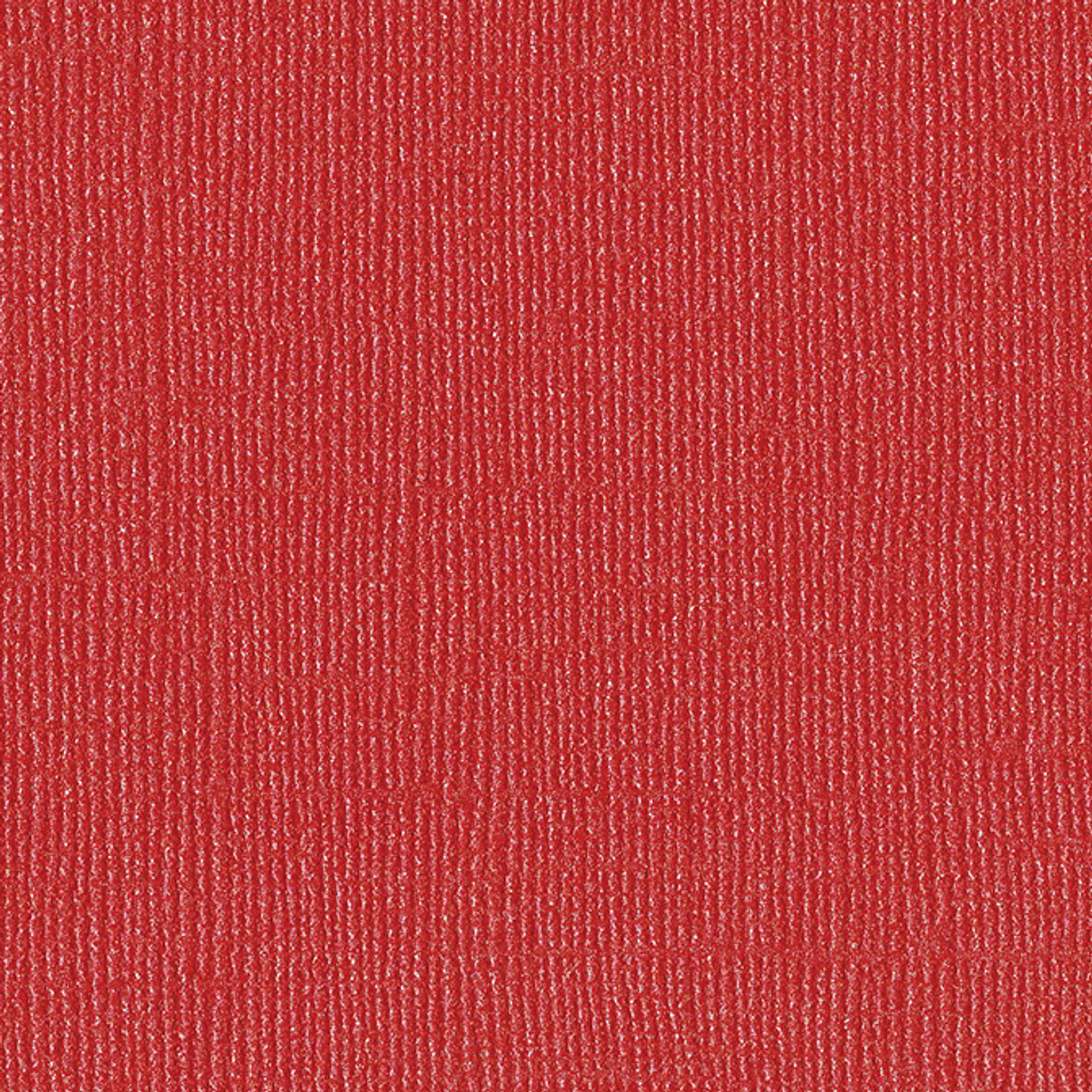 Bazzill Bling Luscious Red 12 x 12 Textured Shimmer Cardstock by Bazzill