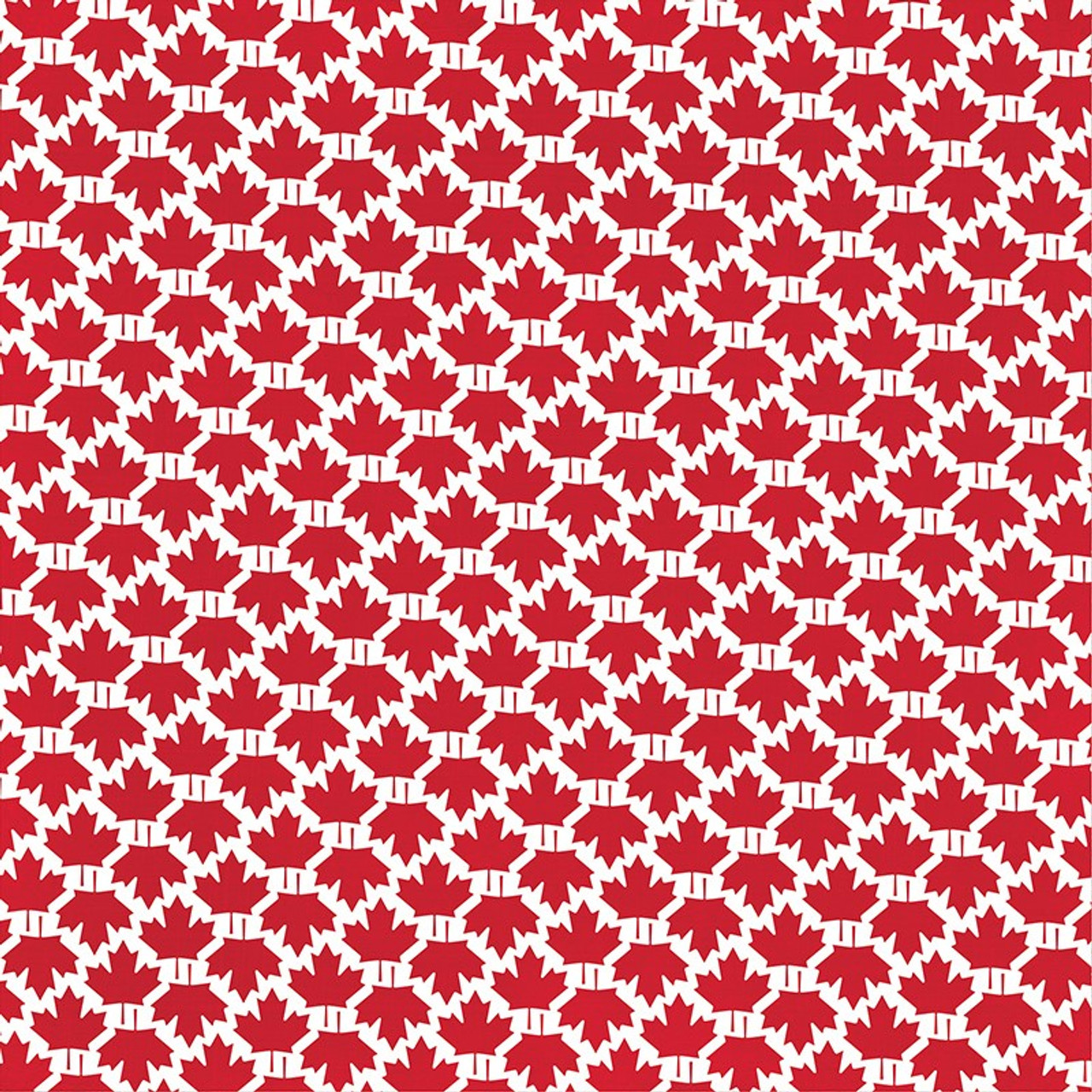 O Canada Collection Strong & Free 12 x 12 Double-Sided Scrapbook Paper by Photo Play Paper