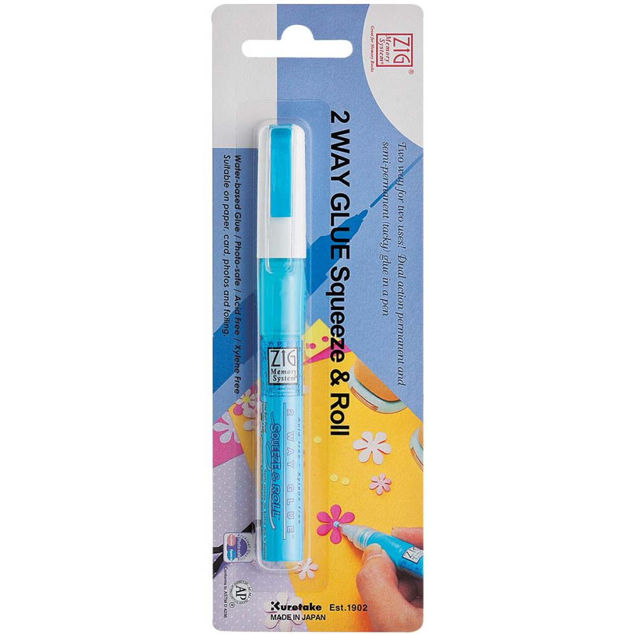 Memory System Two Way Glue Pen