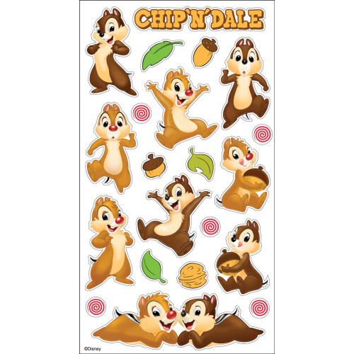 Disney Chip & Dale Collection Sticker Sheet by EK Success