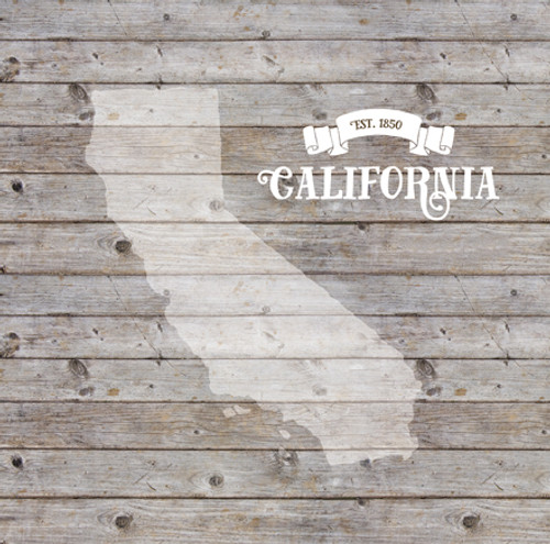 Stateside Collection California 12 x 12 Double-Sided Scrapbook Paper by Echo Park Paper