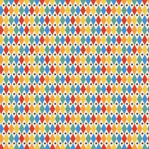 Fair Collection County Fair 12 x 12 Double-Sided Scrapbook Paper by Scrapbook Customs