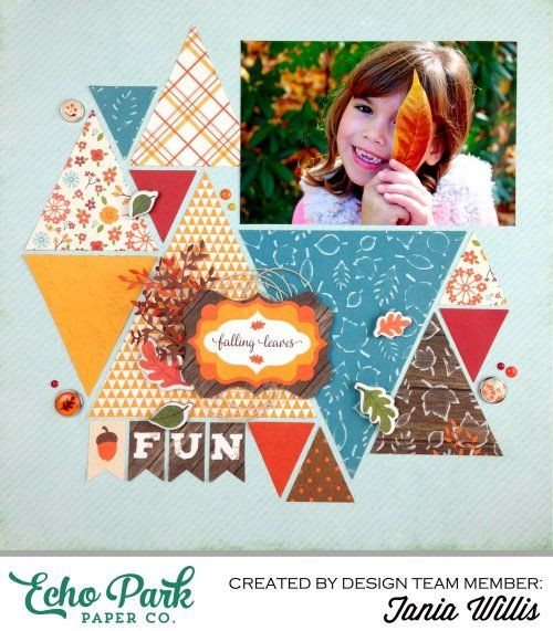 Layout by Echo Park Design