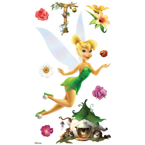 Disney Collection Tinker Bell 4 x 7 Scrapbook Embellishment by EK Success