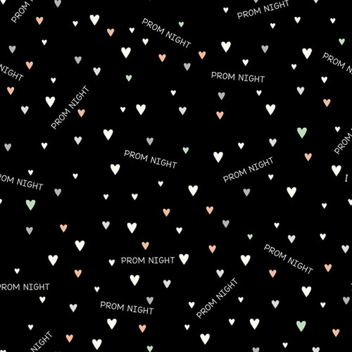 Perfect Prom Collection Prom Night 12 x 12 Double-Sided Scrapbook Paper by Scrapbook Customs
