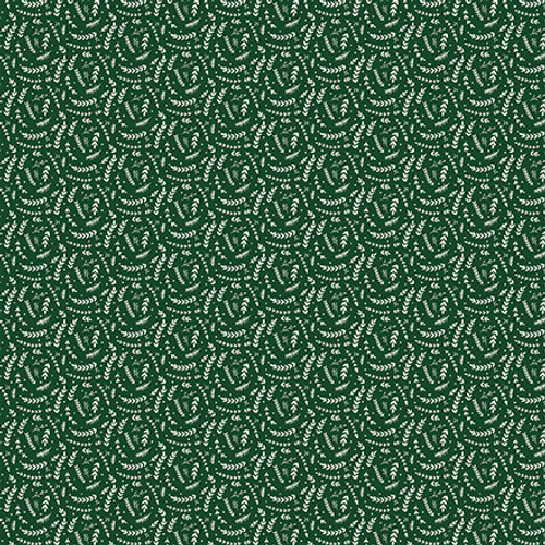 A Cozy Christmas Collection Joyful Floral 12 x 12 Double-Sided Scrapbook Paper by Echo Park Paper